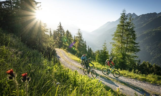 e-Bike Fest St.Anton & Touren