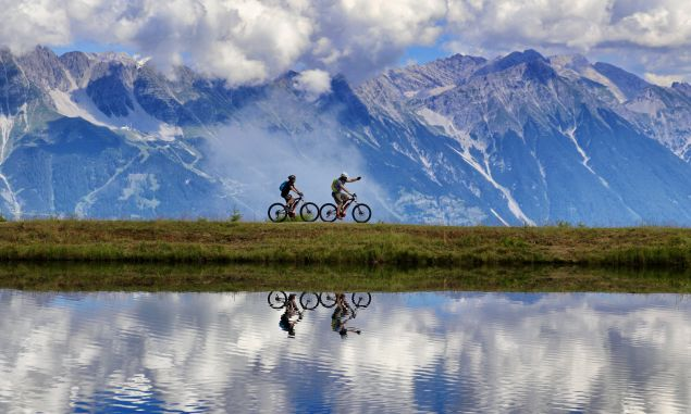 e-Bike Tour Karwendel